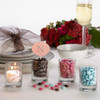 Personalized Wedding Anniversary candle holders