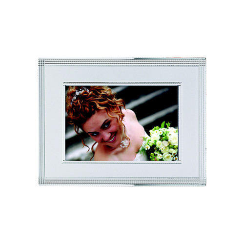Personalized Pearl Anniversary Frame