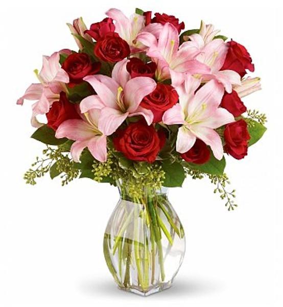 Anniversary love bouquet