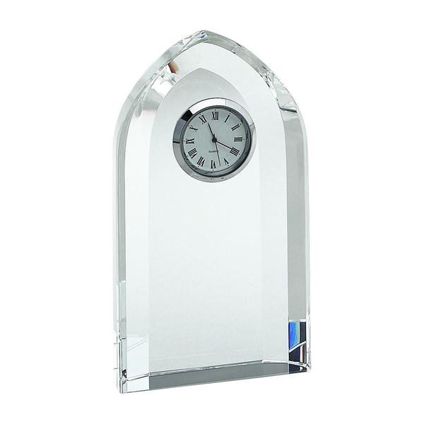 Crystal Anniversary Clock