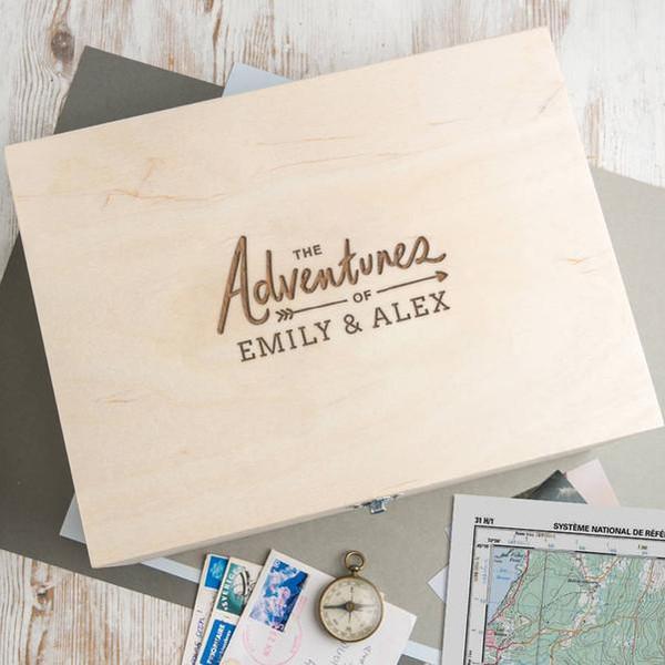 Couples Personalized Adventure Box