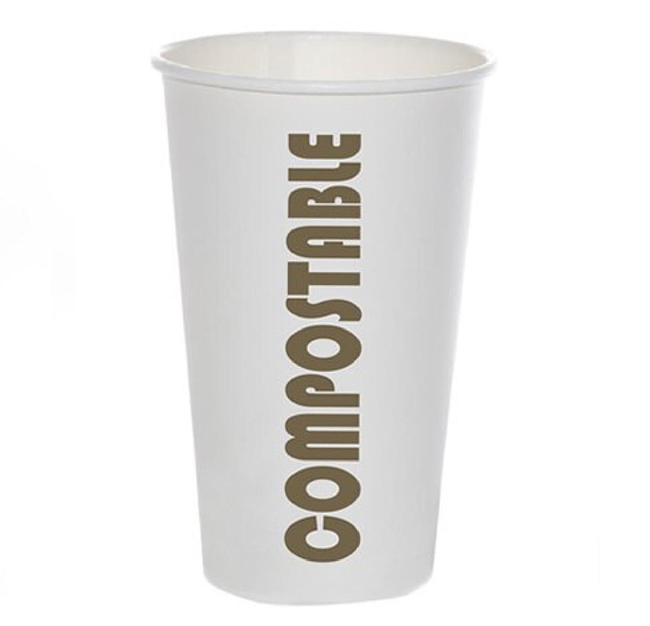 20oz Coffee Cup Compostable Print™ Series