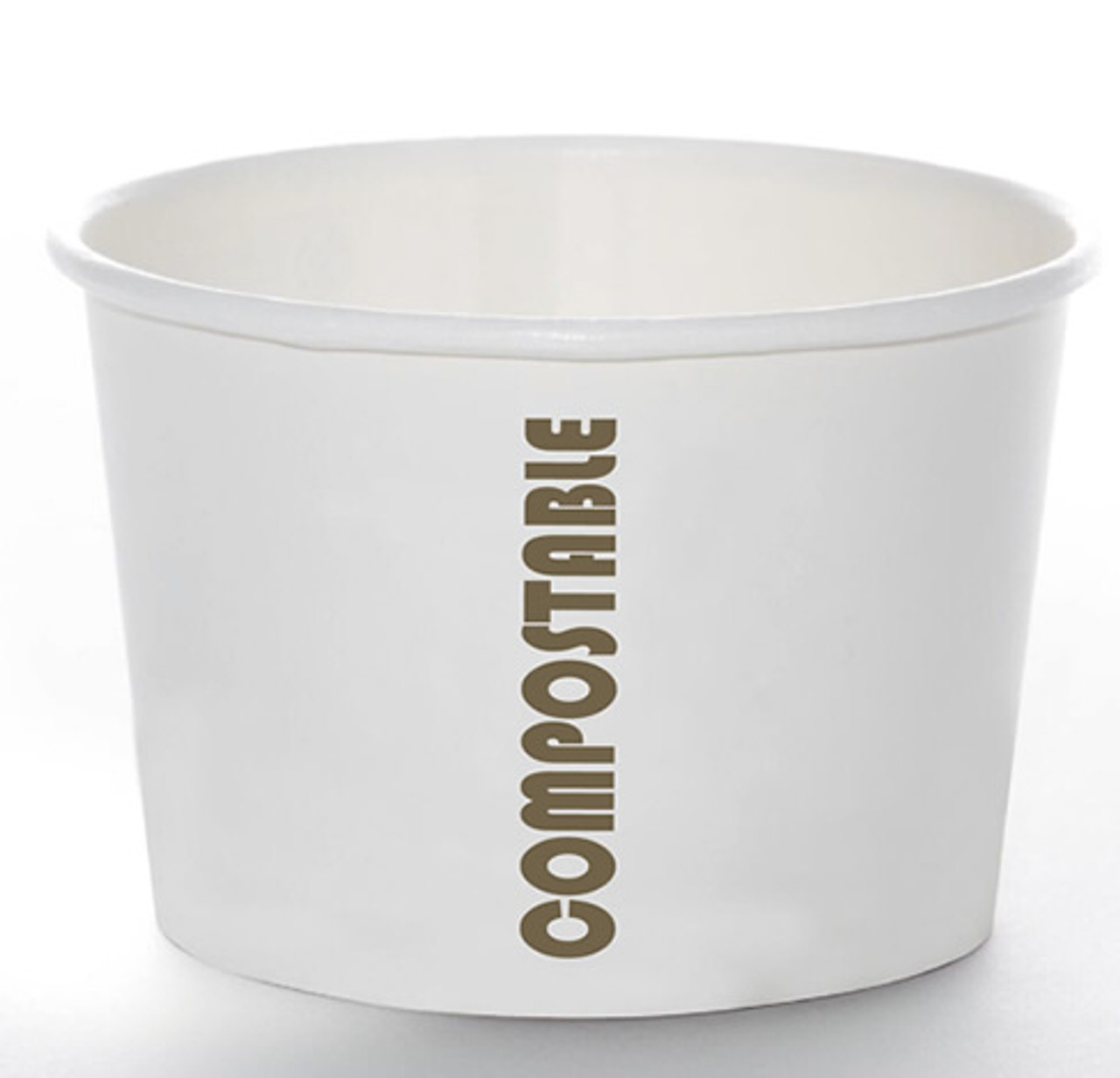 16oz Soup Cup Compostable Print™ Series