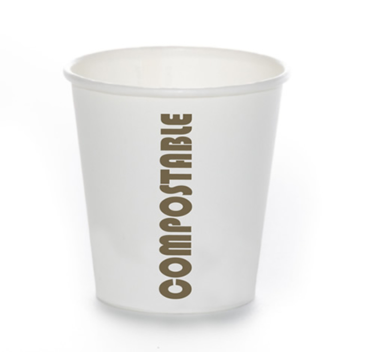 6.5oz Water Cup Compostable Print™ Series