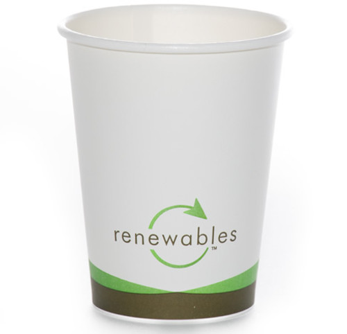 Renewables™ Series 8oz Coffee Cup