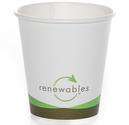 10oz Renewables™ Coffee Cup