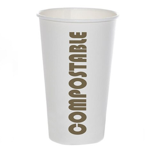 20oz Coffee Cup Compostable Print™ Series