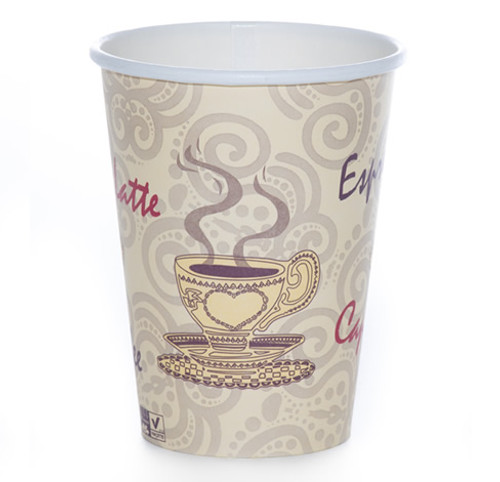 12oz Cafe Series Coffee Cup