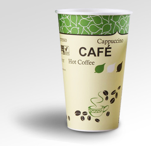 16oz Eclectic Series Coffee Cup