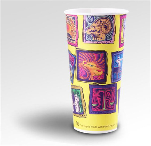 22oz Eclectic Series Coffee Cup