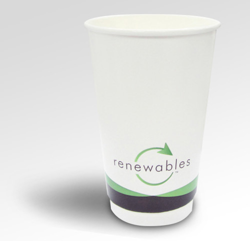 16oz Renewables™ Double Wall Cup