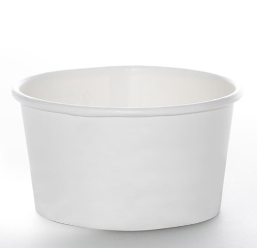 12oz Soup Cup - Non-Printed Series White