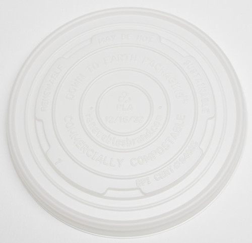115mm Soup Cup Lid, Fit 12oz/ 16oz Soup Cups
