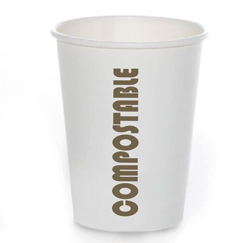 9oz Compostable Water Cup