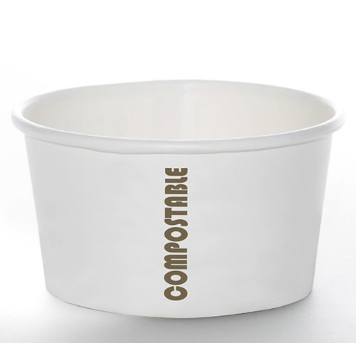 12oz Soup Cup Compostable Print™ Series