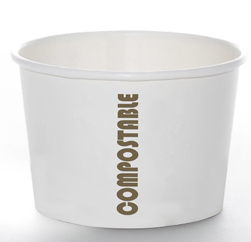 16oz Soup Cup Compostable Print™ Series