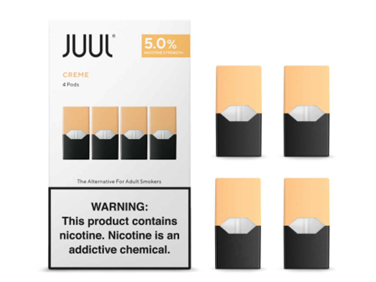 Creme Brulee Vape Pods by Juul Review