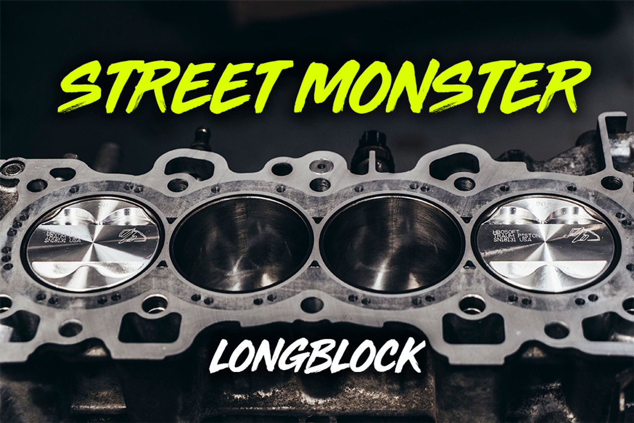 Street Monster Longblock