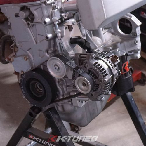 K-Tuned COMPLETE Electric Water Pump Kit