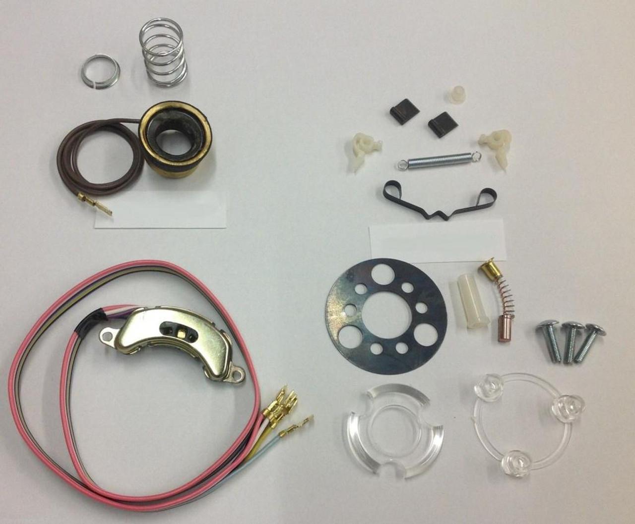 55 1955 Chevy Car Steering Column Turn Signal & Horn Rebuild Kit New