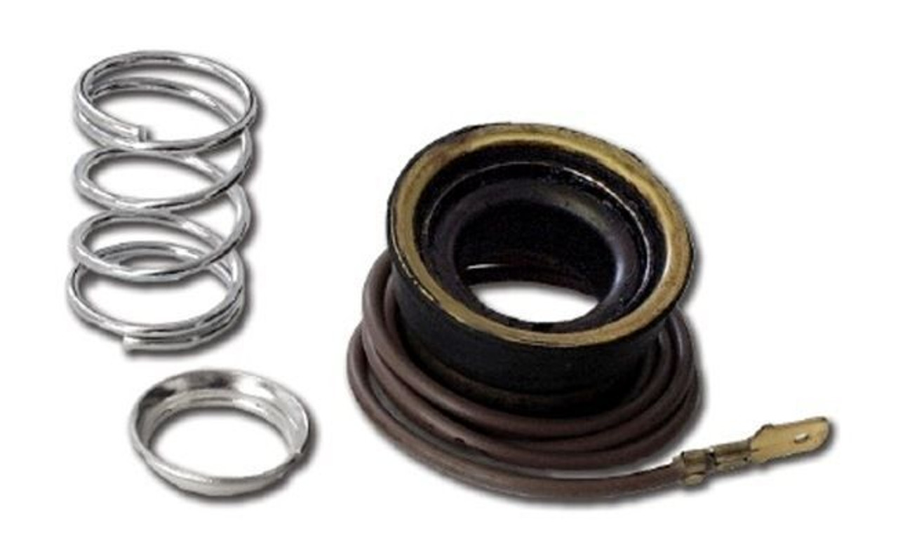 55 56 57 58 Chevy Car Upper Steering Column Horn Bearing 1955 1956  Chevy Wiring For Horn on