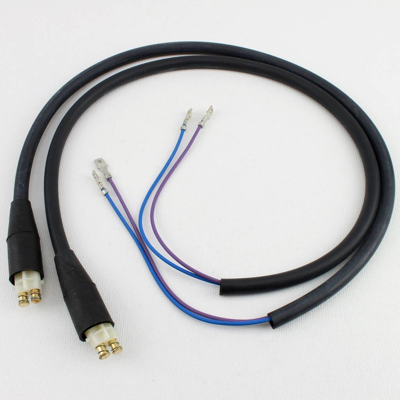 Outstanding 55 56 Chevy Parklight Turn Signal Wiring Harness Pigtails Rubber Wiring Digital Resources Funapmognl