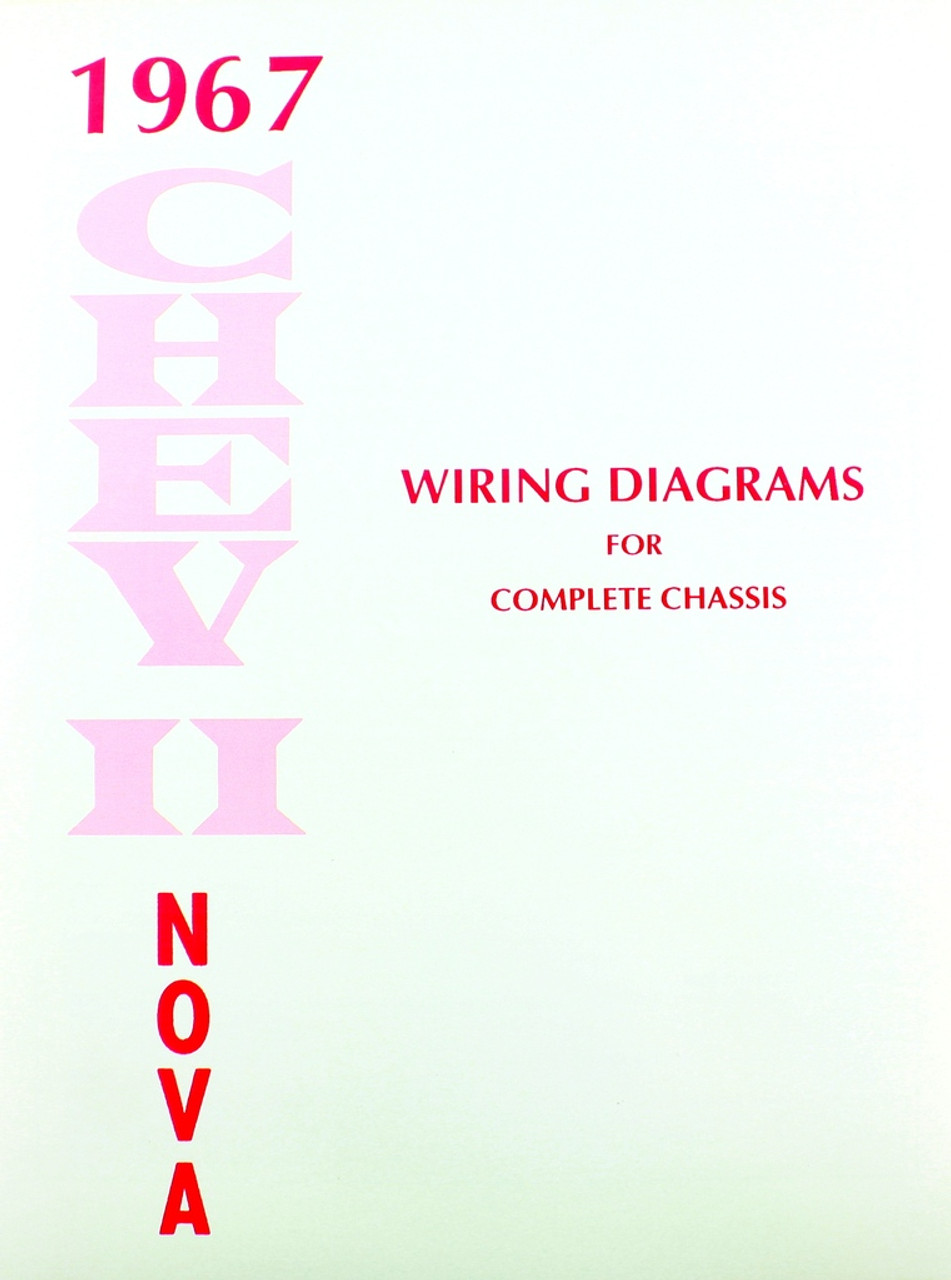 1967 Chevrolet Wiring Diagram