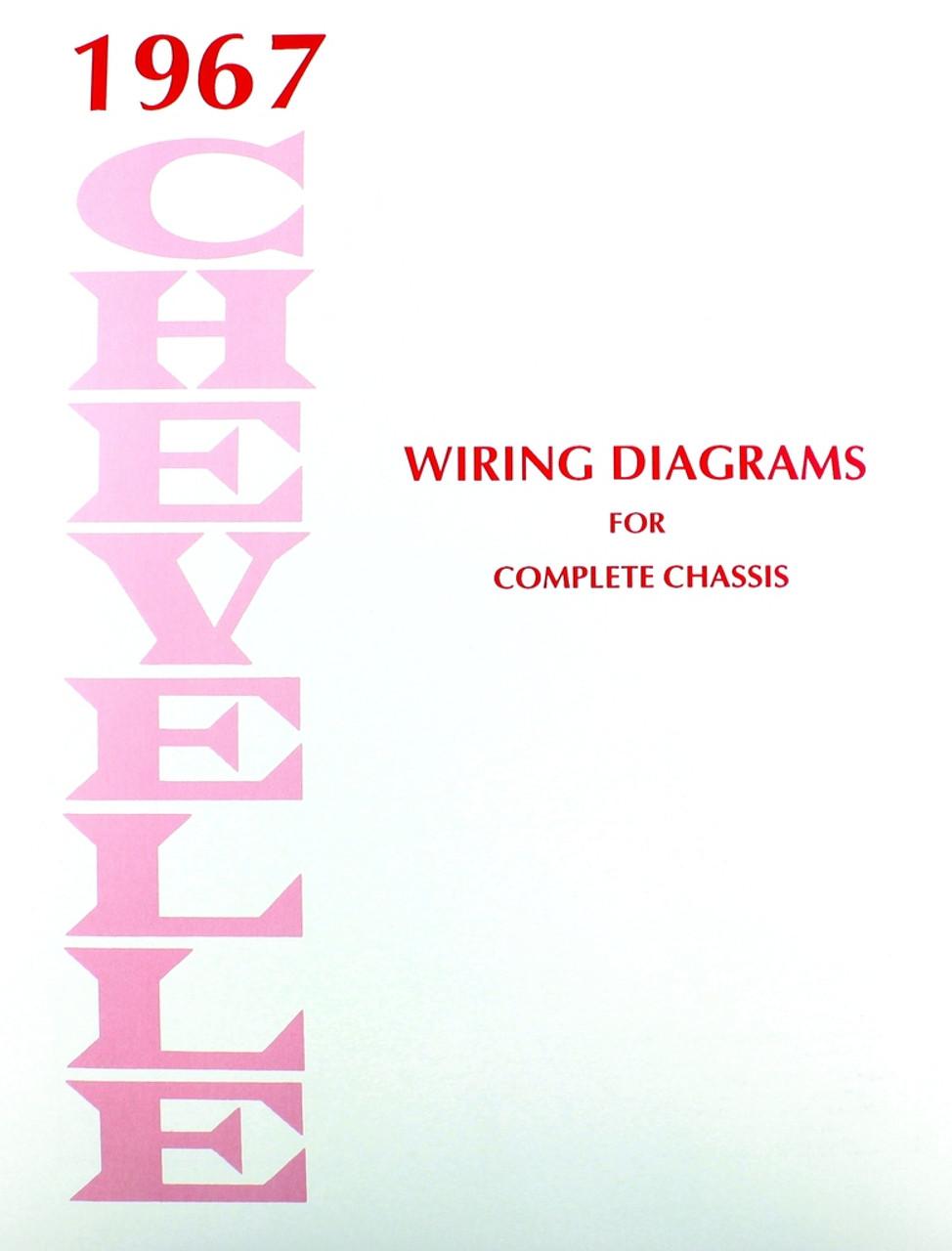 67 1967 chevelle el camino electrical wiring diagram manual i 5 1965 chevy wiring diagram 67 1967 chevelle el camino electrical wiring diagram manual