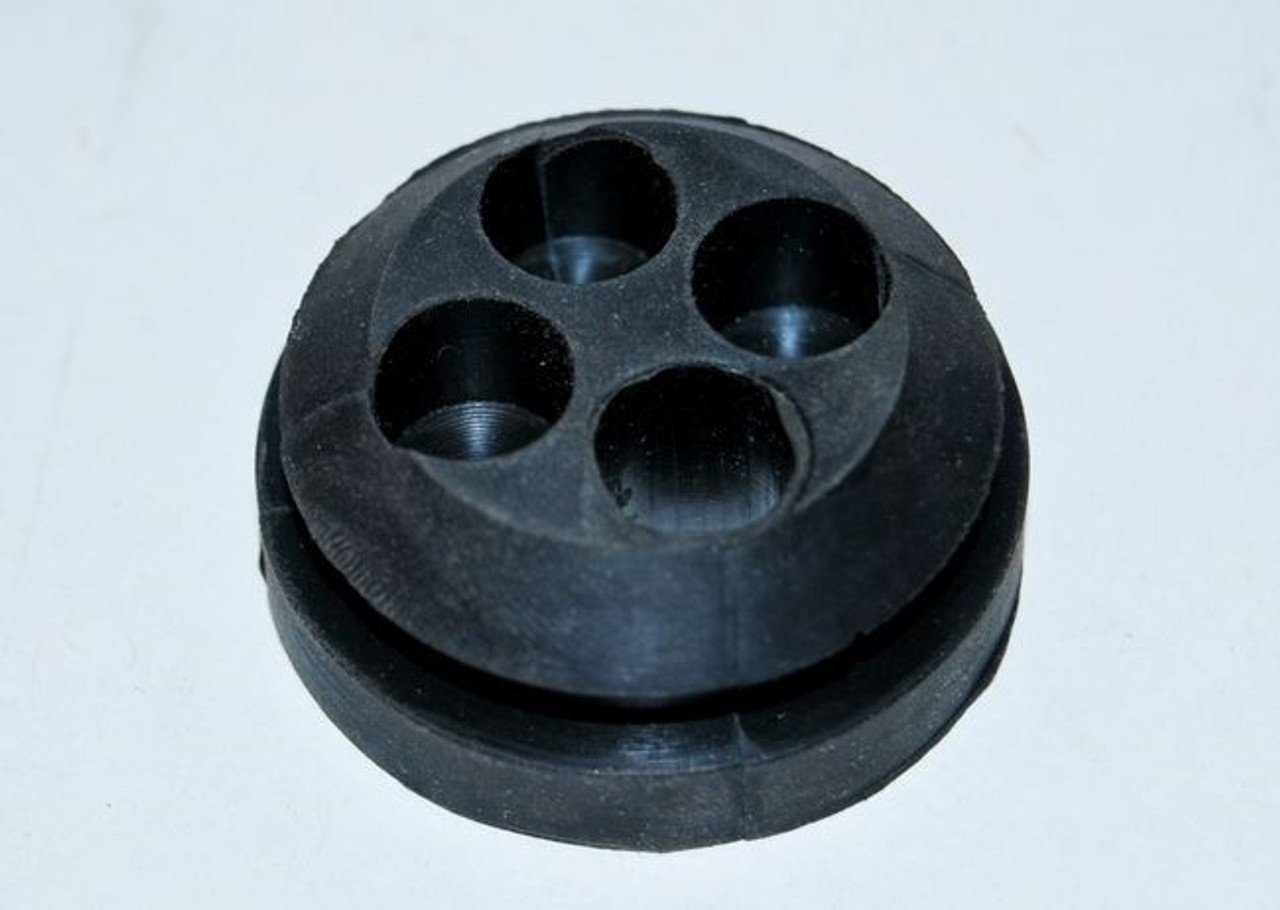 55 56 chevy 4-hole firewall wiring rubber grommet 1955 1956