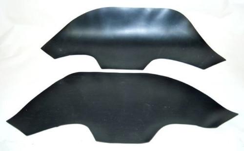 68 69 70 71 72 Chevelle & El Camino Steel Inner Fender Rubber Dust Shields