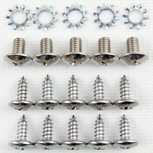 55 56 57 58 59 60 61 62 63 64 65 66 67 68 69 70 71 72 Chevy Glove Box Screws Set Hardware