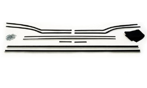 55 56 57 Chevy Convertible Glass Window Felt Kit