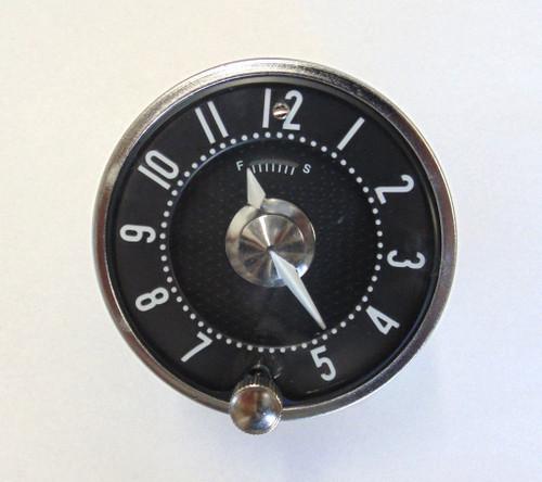 55 56 1955 1956 CHEVY & 58 59 60 61 62 CORVETTE DASH QUARTZ CLOCK NEW