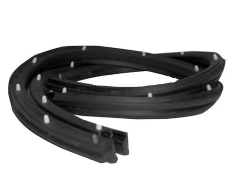 58 1958 Chevy Impala Roofrail Roof Rail Rubber Weatherstrip Seals