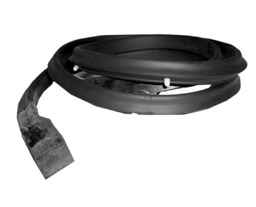 55 56 57 Chevy Station Wagon Upper Rear Liftgate Weatherstrip Rubber
