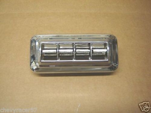 64 65 66 67 68 69 Chevy Chevelle Nova Impala 4 Way Power Window Chrome Switch