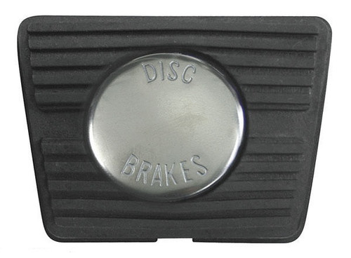 64 65 67 68 69 70 71 72 Chevelle Disc Brake Stick Shift Brake Pedal Pad
