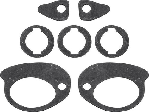 55 56 57 CHEVY CAR DOOR AND TRUNK HANDLE GASKETS SET