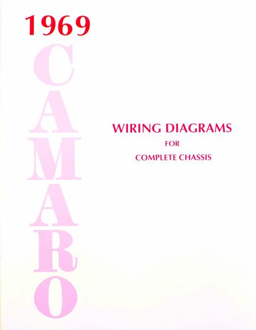 1969 corvette chassis wiring diagram 69 chevy camaro electrical wiring diagram manual 1969 i 5  69 chevy camaro electrical wiring