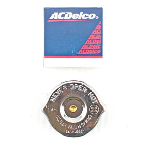 65 66 67 68 69 70 Chevy NOS Radiator Cap AC Delco