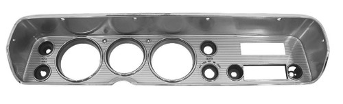 64 Chevrolet Chevelle El Camino Dash Gauge Panel Bezel WITH AIR CONDITIONING