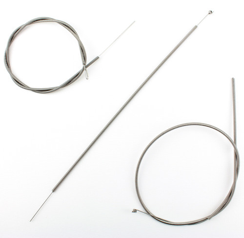 55 1955 Chevy Deluxe Heater Cable Set