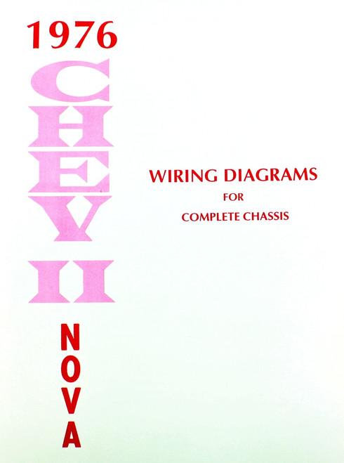 67 chevrolet nova wiring diagram 76 chevy chevrolet nova electrical wiring diagram manual 1976 i  electrical wiring diagram manual 1976
