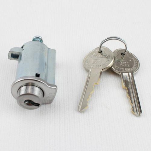 1940-1972 Chevy Car Truck Cadillac Corvette Glove Box Lock Pear Shaped GM Keys