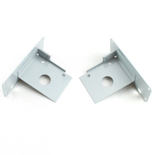55 56 57 Chevy Nomad & Station Wagon Tailgate Reel Retractor Brackets