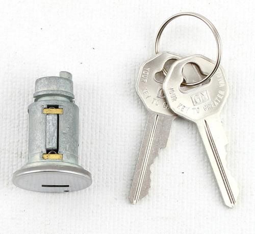 65 Chevrolet Impala, Chevelle, Nova & 1953-1966 Chevy Truck Ignition Switch Key Lock Cylinder