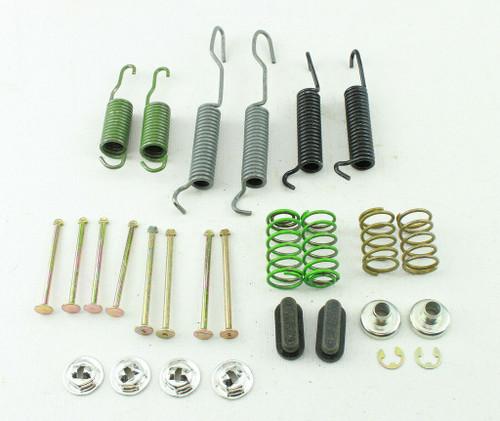 63 64 65 66 67 68 69 70 Chevy Impala REAR Drum Brake Spring Combi Hardware Kit
