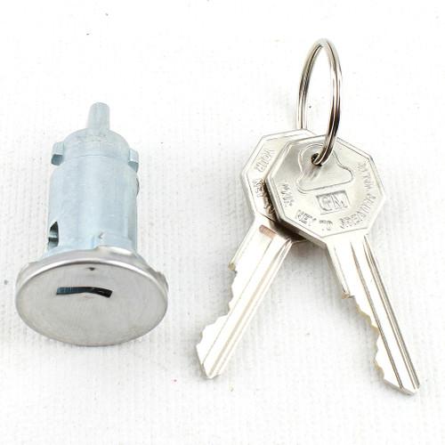 66 67 Chevy Buick Oldsmobile Pontiac Ignition Switch Key Lock Cylinder GM Keys