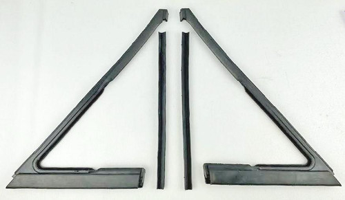 68 Chevelle A-body Hardtop & Convertible Vent Window Rubber Weatherstrip Seals