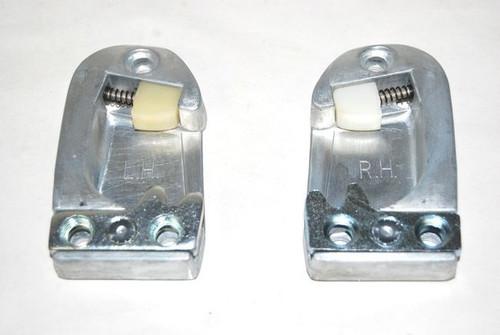 55 56 57 58 59 60 CHEVY BUICK CADILLAC DOOR LATCH STRIKERS NEW